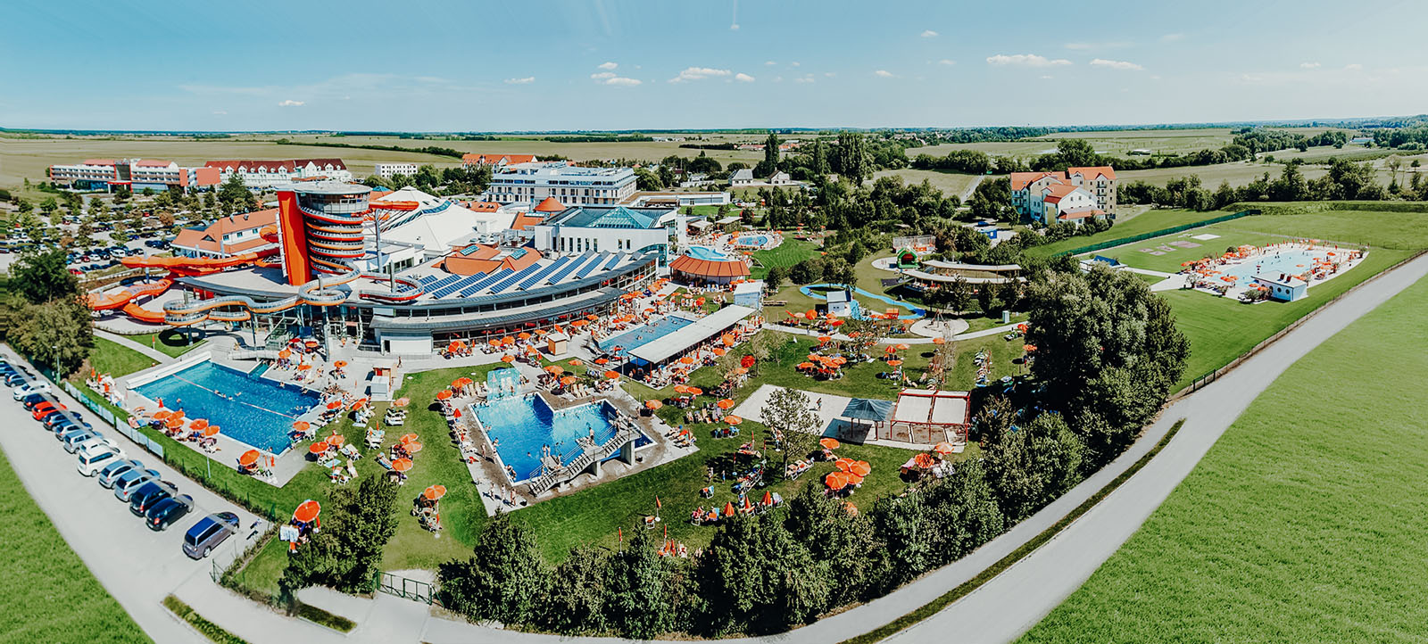 thermal spa -  thermen golf pannonia ferienresort
